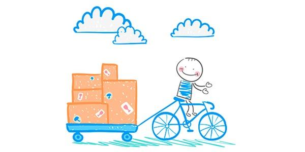 Организация в интернет-магазине различных способов самовывоза товаров